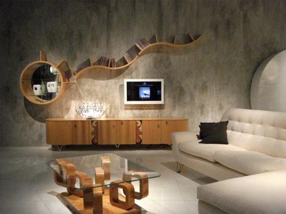 Wood Furniture to Create A Stylish Modern Interior - Home Design