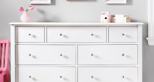 Juliette Extra Wide Dresser | Pottery Barn Kids