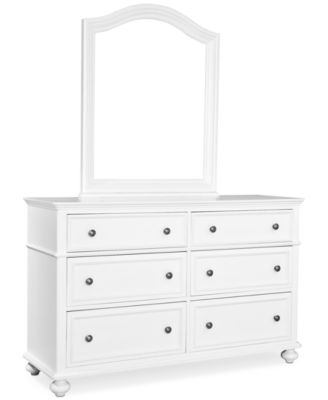 Furniture Roseville Kids Bedroom Furniture, 6 Drawer Dresser