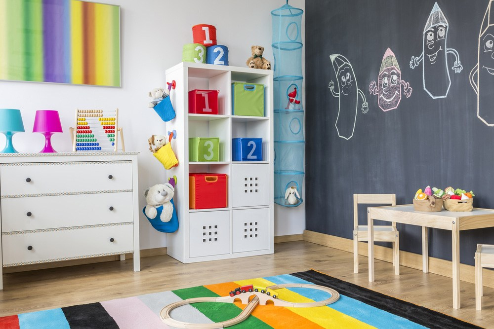 25 Kids Room Organization & Toy Storage Ideas (Including DIY Tips!)
