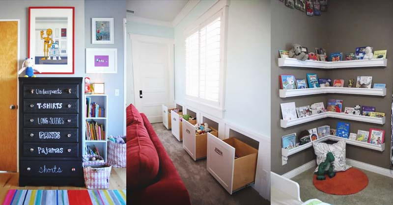 How to choose perfect kids room toy   storage ideas