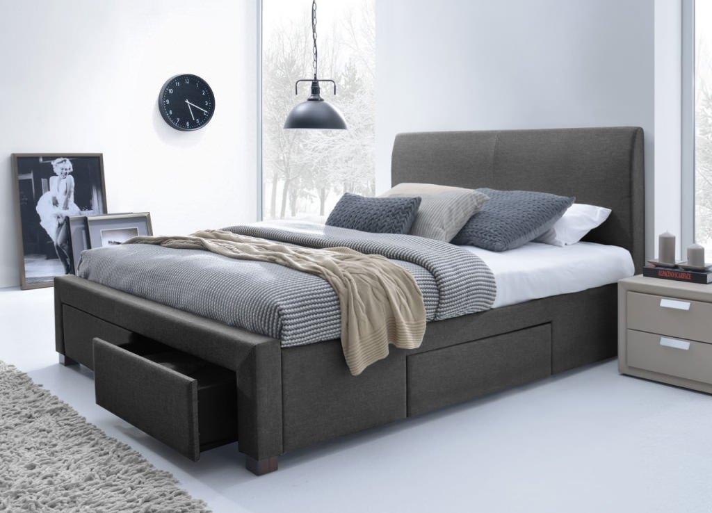 King Size Platform Storage Bed Plans