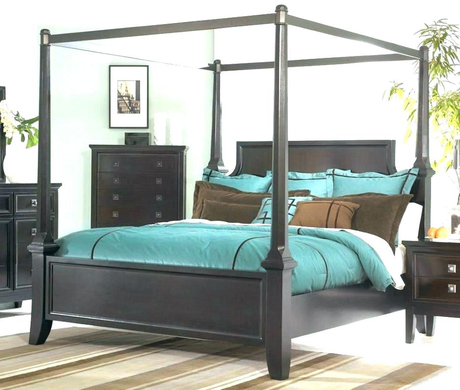 king size canopy bed frames
