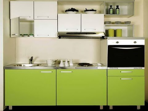 Kitchen Cupboard Ideas For A Small Kitchen - YouTube