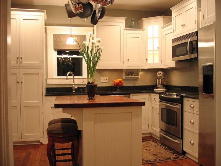 51 Small Kitchen with Islands Designs | Kitchens | Kitchen, Kitchen