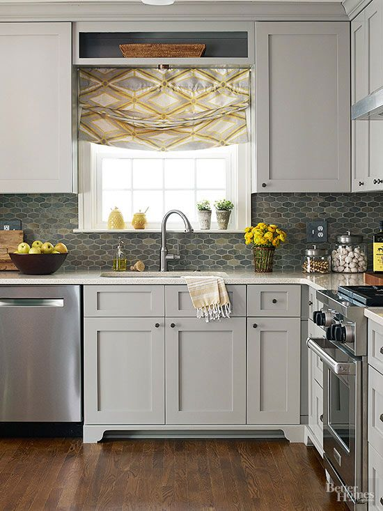 Make a Small Kitchen Look Larger | Delightful Kitchen Designs