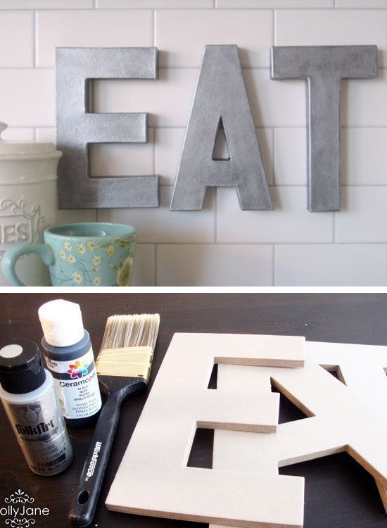 31 Easy Kitchen Decorating Ideas That Won't Break the Bank! | DIY