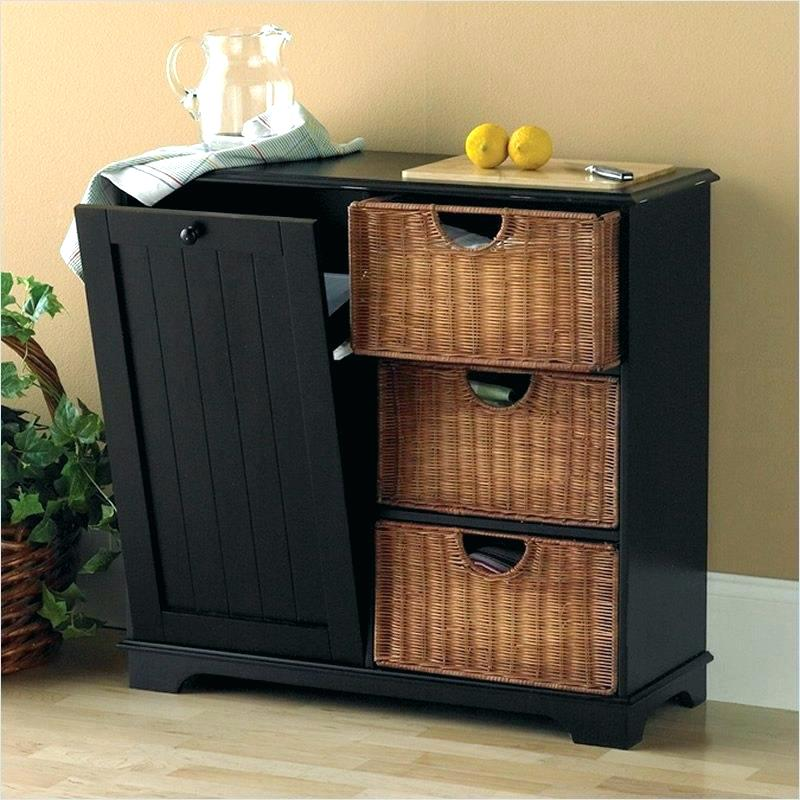 garbage can storage kitchen kitchen trash bin cabinet trash bin storage kitchen  island cart with islands