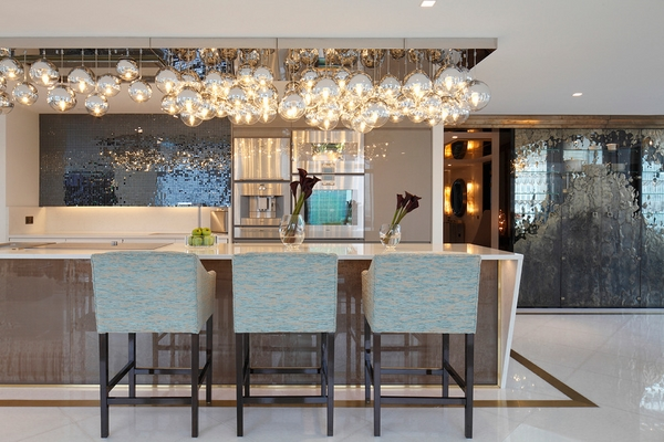 Kitchen island lighting ideas u2013 contemporary pendant lamps design