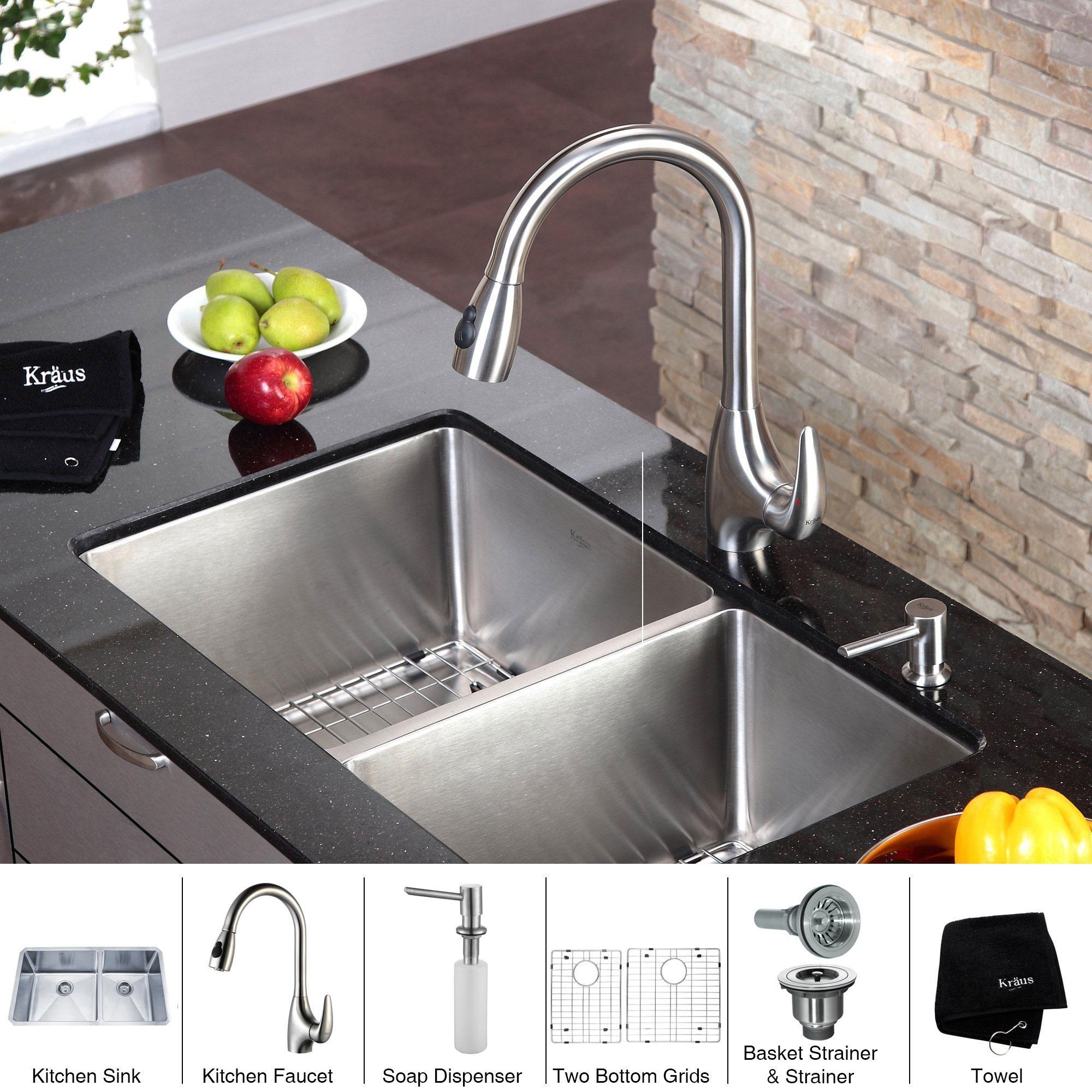 Kitchen Sink Soap Dispenser Replacement Pump | Kitchen Soap Dispenser | Kitchen  Soap Dispenser Brushed Nickel