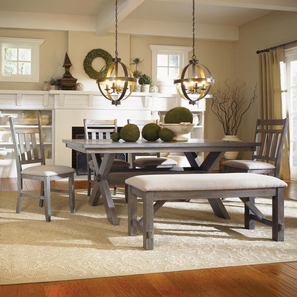 Kitchen table sets with bench and chairs   – buying tips