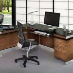 Benefits of using a modern l shaped   office desk in offices