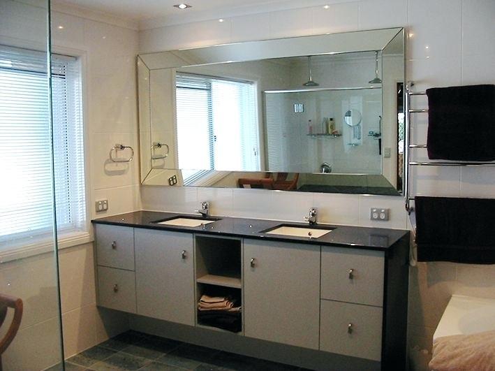 large bevel mirror beveled bathroom mirror large rectangle beveled mirror