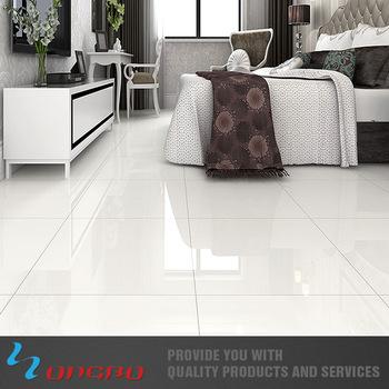 60 x 60 large shiny white non slip full glazed floor porcelain tile non  slip super