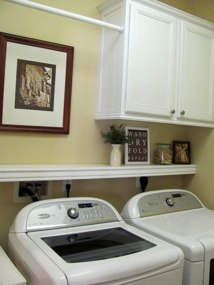 Things to know about laundry room   cabinets with hanging rod