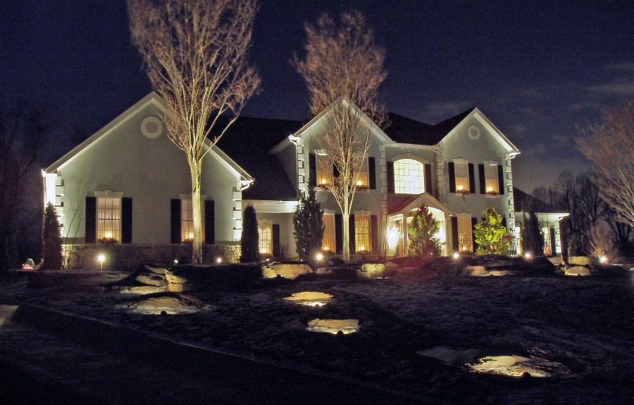 Outdoor LED Landscape Lighting