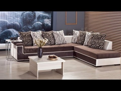 70 Modern corner Sofa Set Designs For Living room 2019 catalogue