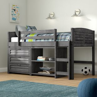 Kids Beds With Storage Drawers | Wayfair