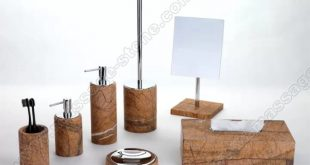 Marble Bathroom Accessories--Stone Bathroom Accessory Set-Catalog