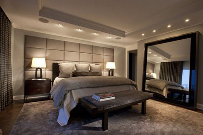 Master Bedroom Ideas And Designs #10 – Lighting