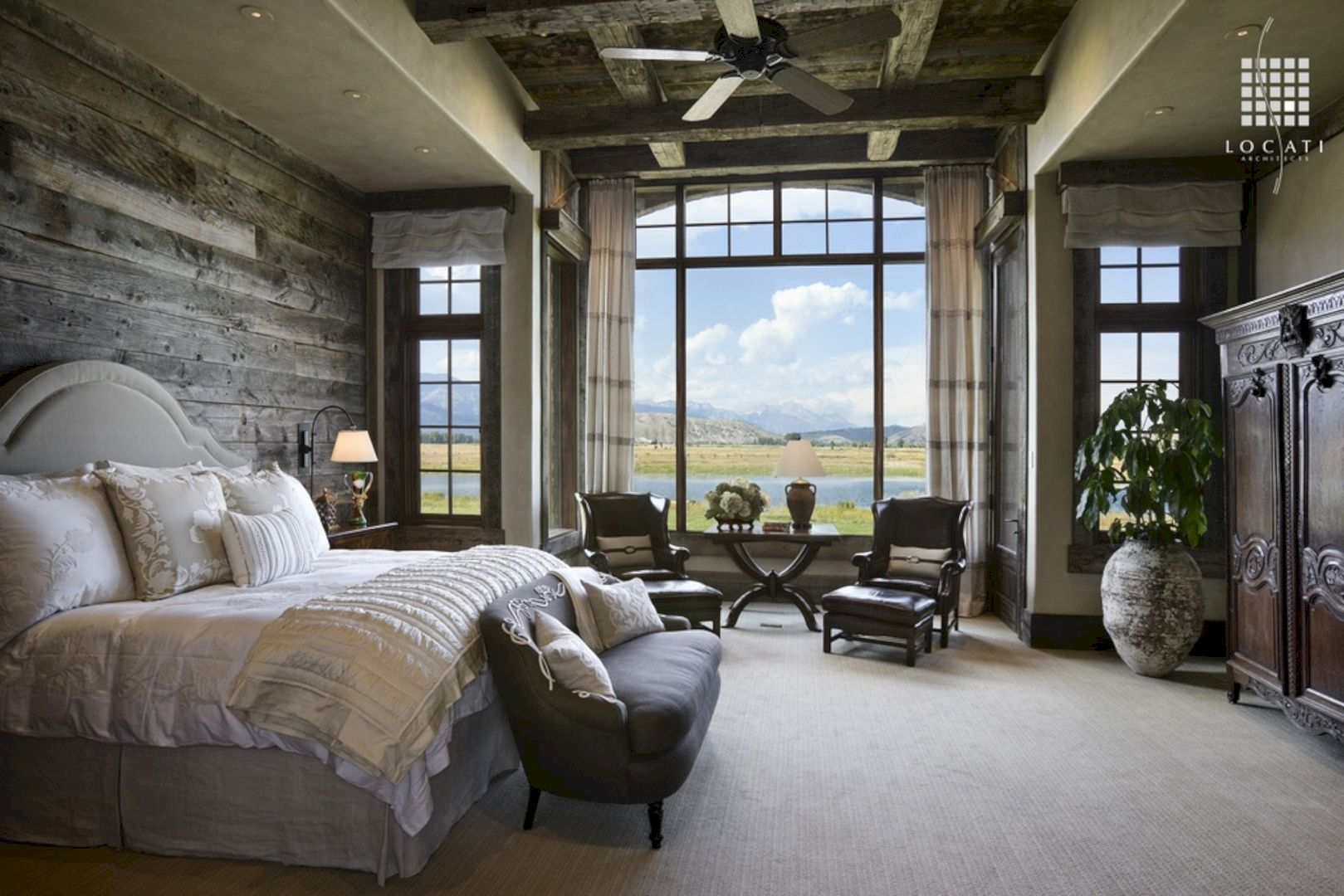 16 Luxury Master Bedroom Designs