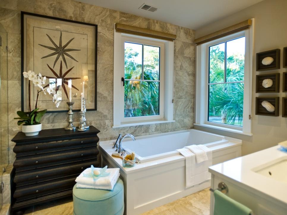 HGTV Dream Home 2013: Master Suite Bathroom Pictures
