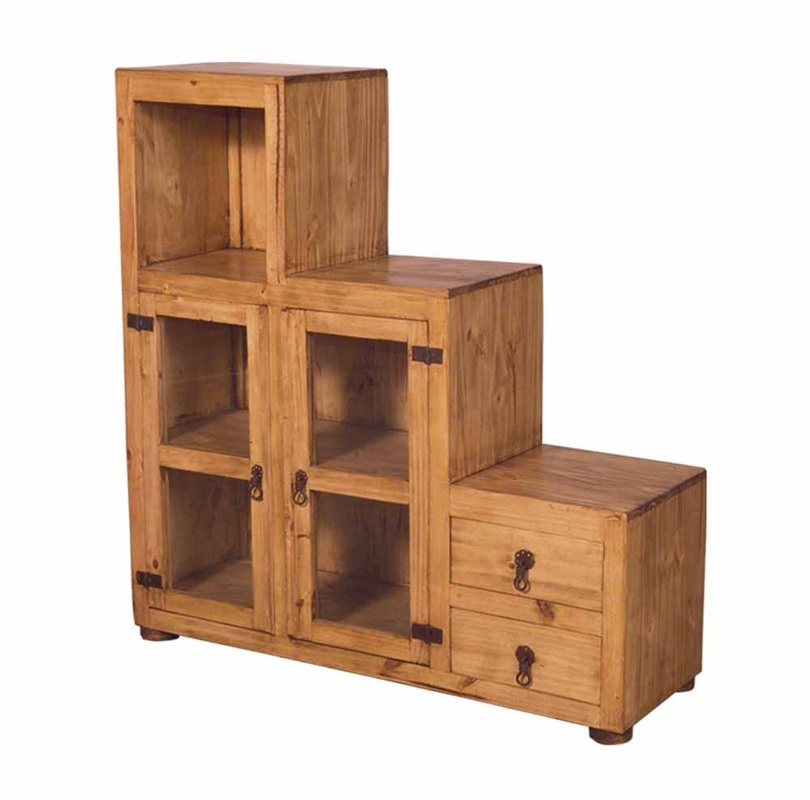 Stunning Mexican pine furniture is hand made through kiln-dried, strong pine  and is also characterized along with its antique look as well as different
