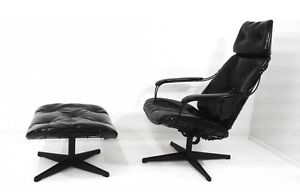 Image is loading Pair-Mid-Century-Modern-High-Back-Swivel-Wire-