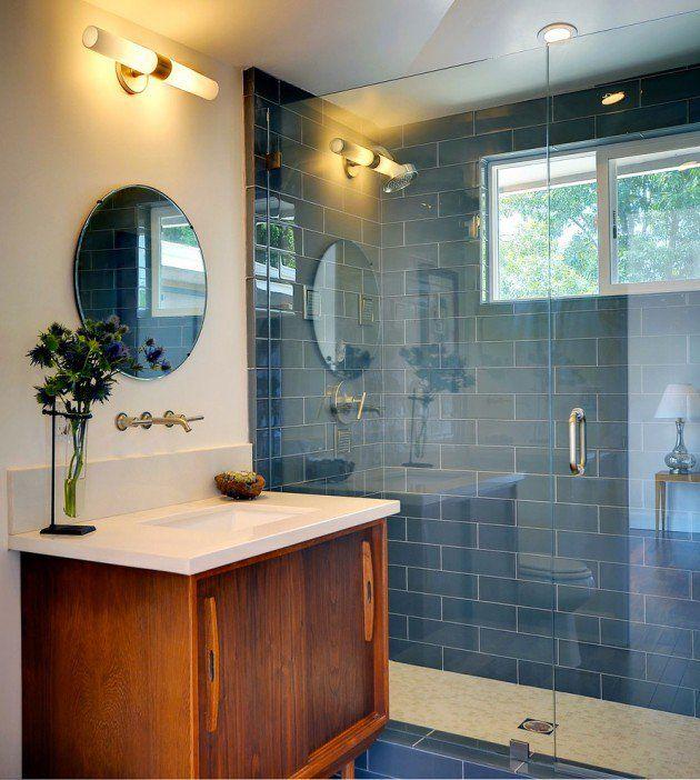 Easy Mid Century Modern Bathroom Vanity Lighting 58 In Interior Designing  bathroom vanity Ideas with Mid