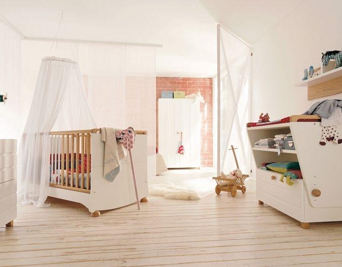 Stylish Nursery Furniture With Modern 28076