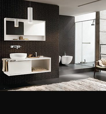 Luxury Contemporary Bathroom Suites & Designer Cloakroom Suites