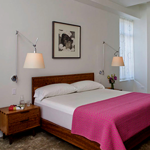 All bedroom lighting