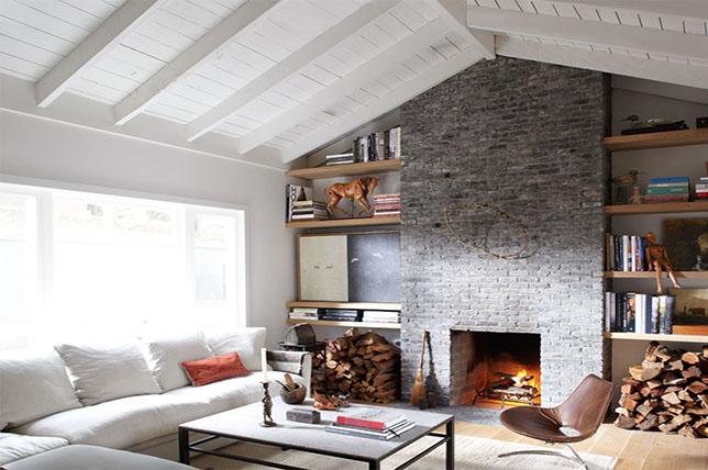 modern country living room decor