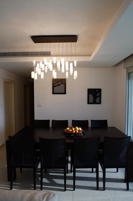 Modern Dining Room Perfect Modern Dining Room Chandeliers