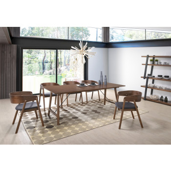 Walnut - Dining Tables and Chairs - Buy Any Modern & Contemporary