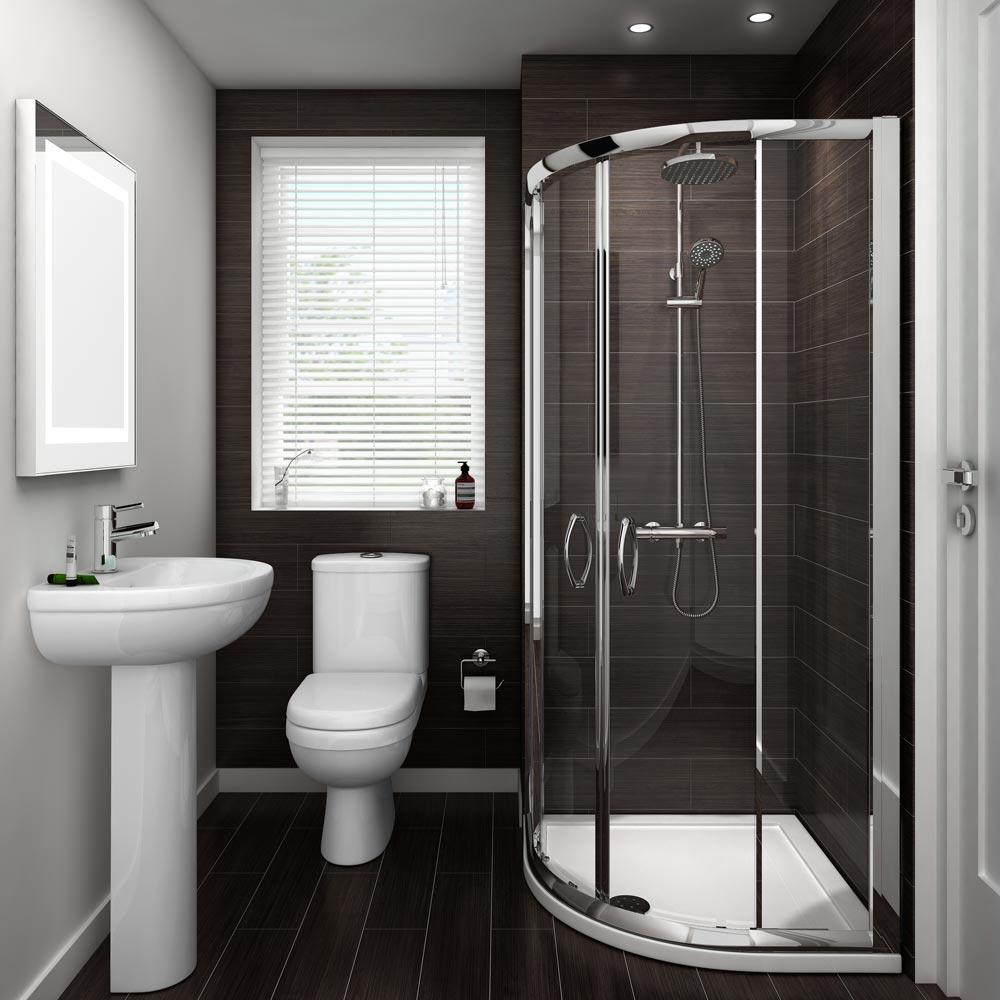Ivo En Suite Bathroom Suite