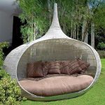 Ideas for modern garden furniture sets