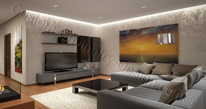 Living Room Ideas 3D Digital Interiors, Design and Decoration Images