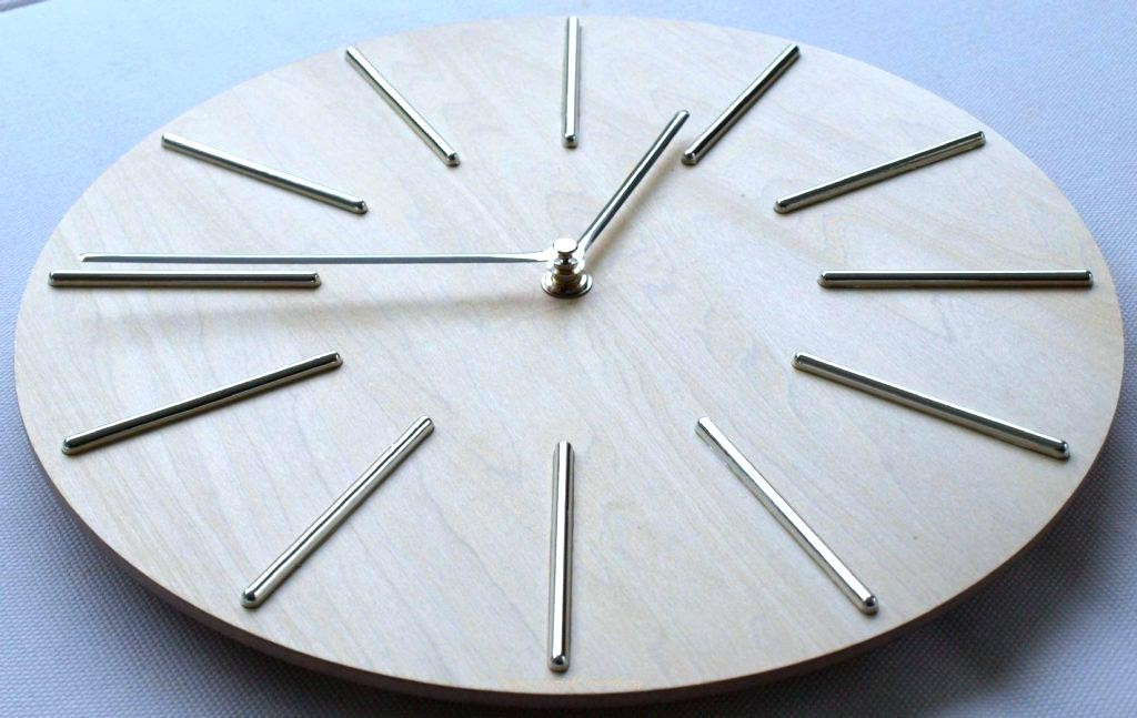 Designer Kitchen Wall Clocks Fantastic Small Clock Dazzling Modern Wood  Charming