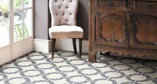 Modern Linoleum Tiles | Babble