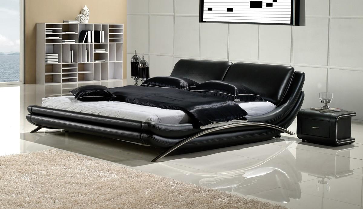 Full Size of Bedroom Leather Headboard Queen Bedroom Set Unusual Bedroom  Furniture Modern Black Bedroom Sets