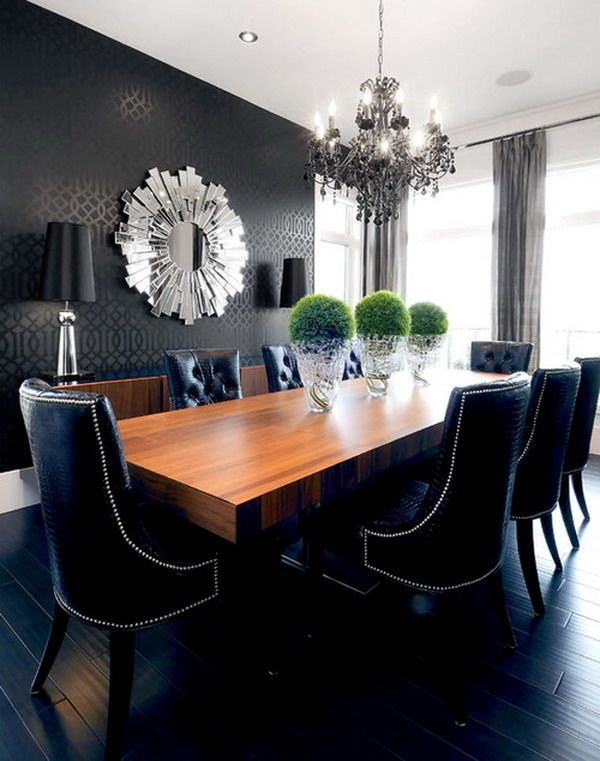 25 Beautiful Contemporary Dining Room Designs | Ideas for the House