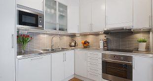 White Kitchen Cabinets | Modern White Kitchen Cabinets