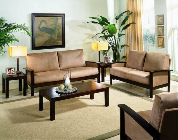 Sofa Set Designs For Small Living Room | sunitha | Living Room