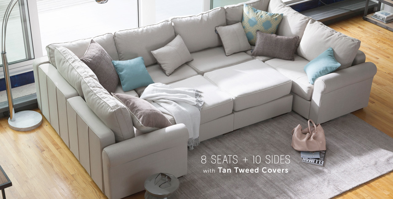 Full Size of Cloud Outdoor For Sofa Ashley Co Furniture Emerald Small  Fabric Alluring Sectionals Cover
