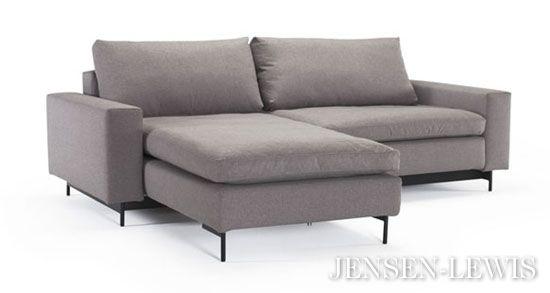 The IDI Modular Sectional Sleeper Sofa Bed at Jensen Lewis Furniture