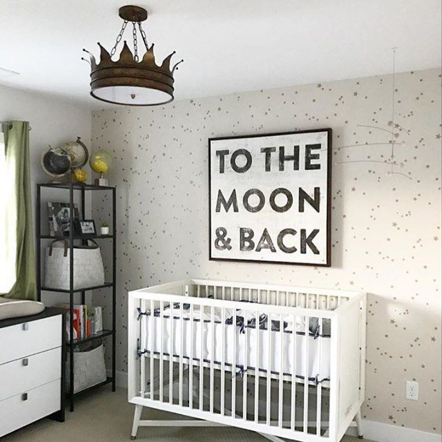 Illusion Collection | Black and White Nursery Ideas | Nursery, Baby