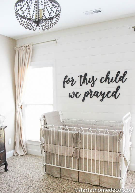 Nursery Decorating Ideas - Baby Room Design For Chic Parent | Best