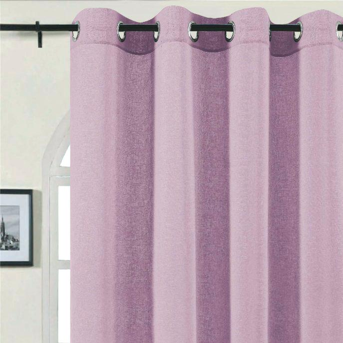 Nursery Curtains With Blackout Lining Pattern Curtains Purple