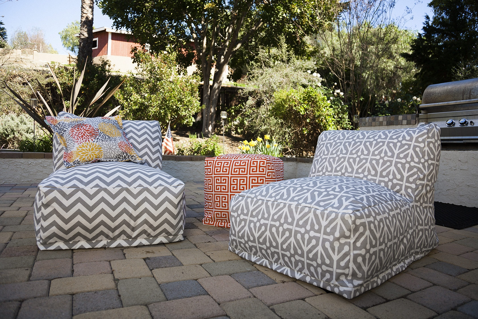 Charmant How To Get The Most Of Outdoor Bean Bag Chairs For Adults